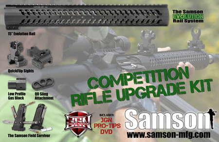 Samson  Competition  Rifle  Upgrade  Kit