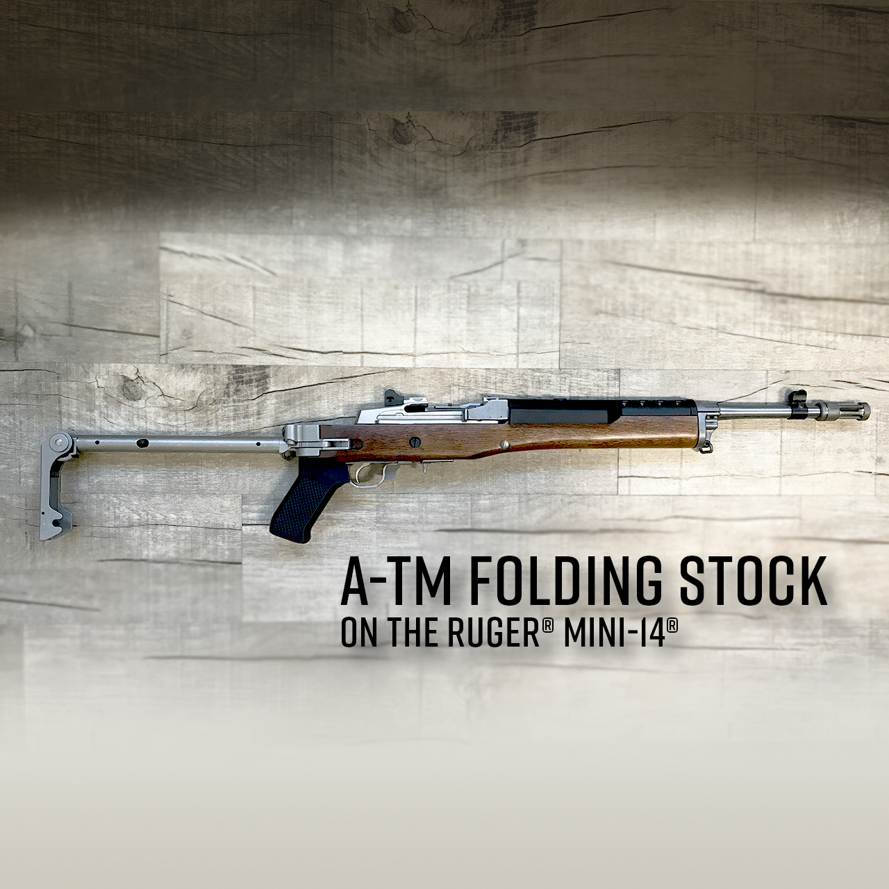 Ranch stock ruger replacement rifle Mini 14/30