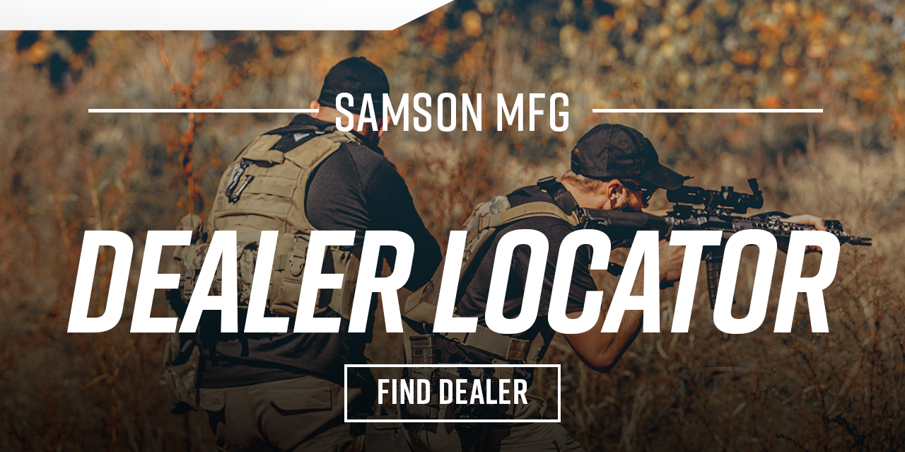 Samson Manufacturing: Dealers