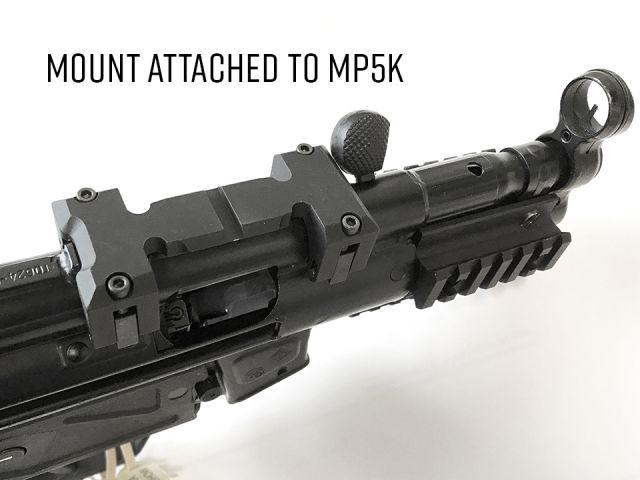 Samson Manufacturing: MP5 Picatinny Mount